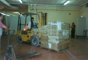 Raccolta beni pro-Kosovo a Civitanova