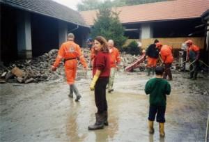Emergenza alluvione Piemonte, 2000